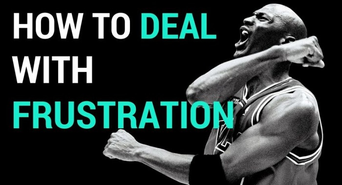 How to Deal with Frustration?